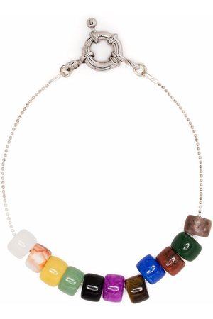 POLITE WORLDWIDE Náramky - Beaded ball-chain bracelet