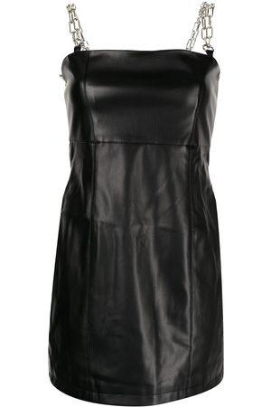 Rokh Ženy Na párty - Chain strap mini dress