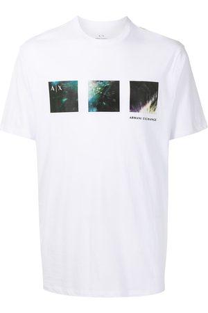 Armani Graphic-print T-shirt