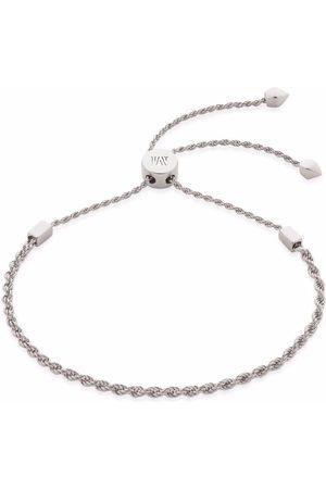 Monica Vinader Corda fine chain friendship bracelet