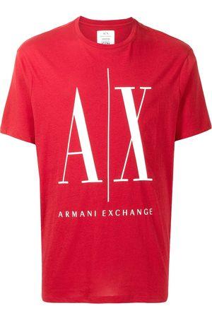Armani Muži S krátkým rukávem - Logo-print T-shirt