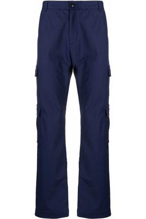 MARTINE ROSE Straight-leg cargo trousers