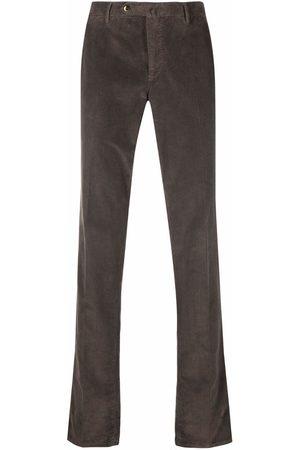PT01 Straight-leg corduroy trousers