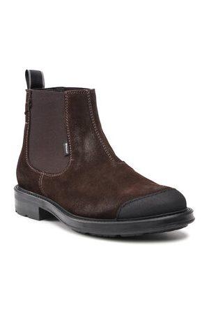 Blauer Kotníková obuv s elastickým prvkem