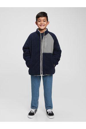 GAP Klučičí bunda oboustranná na zip