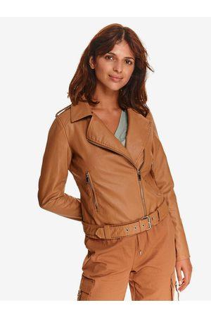 Top Secret Dámská koženková bunda