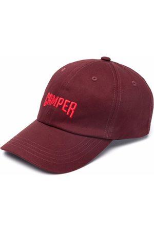 Camper Embroidered-logo cap