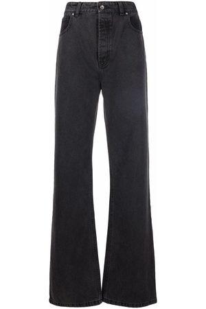 Paco rabanne Ženy Rovné nohavice - Straight-leg denim jeans