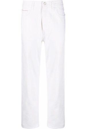 Jacob Cohen Ženy Rovné nohavice - Cropped straight-leg jeans