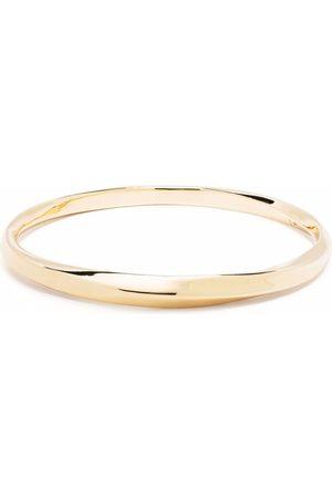 TOM WOOD Infinity 9kt gold-plated bangle
