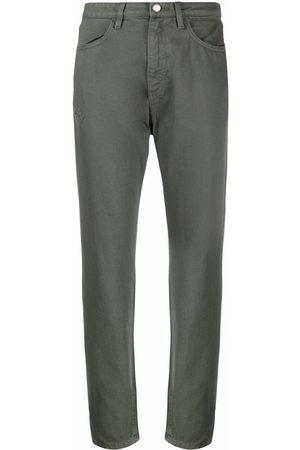 Icon Denim Ženy S vysokým pasem - Naomi high-waisted cropped jeans