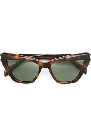 Saint Laurent Sluneční brýle - SL 466 cat-eye sunglasses