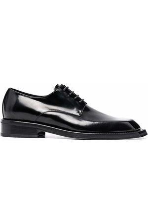 MARTINE ROSE Muži Do práce - Angled-toe Derby shoes