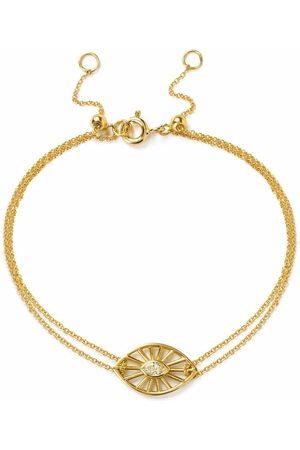 The Alkemistry Ženy Náramky - 18kt yellow gold Eye diamond bracelet