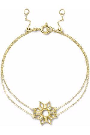 The Alkemistry 18kt yellow gold Sun bracelet