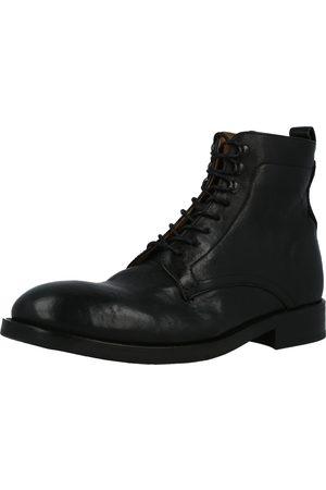 Hudson London Muži Kotníkové - Šněrovací boty 'YEW