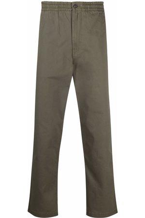 Polo Ralph Lauren Straight-leg cotton trousers