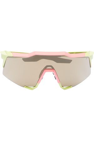 100% Eyewear Muži Sluneční brýle - 100% SPEEDCRAFT WASH NEON FLASH MIRROR S