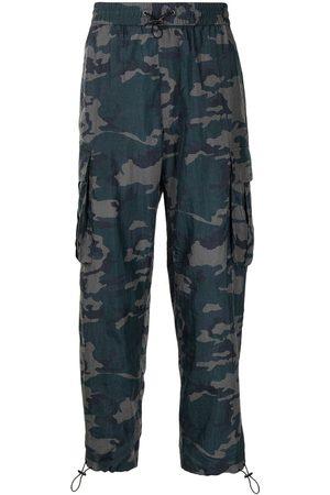 Ports V Kapsáče - Camouflage-print cargo trousers