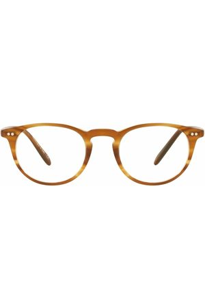 Oliver Peoples Riley-R round glasses