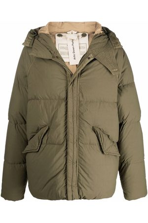 Ten Cate Concealed puffer jacket