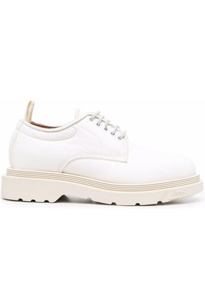 Buttero Leather Derby shoes
