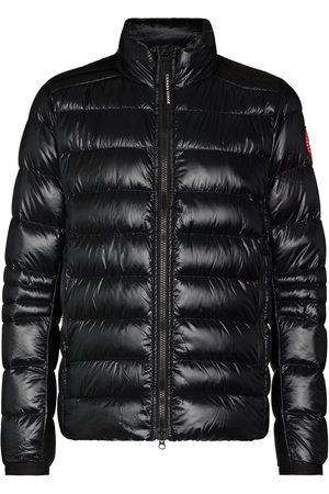 Canada Goose Muži Péřové bundy - Crofton hooded padded jacket