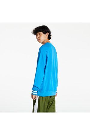 Nike Sportswear M French Terry Crew Lt Photo Blue