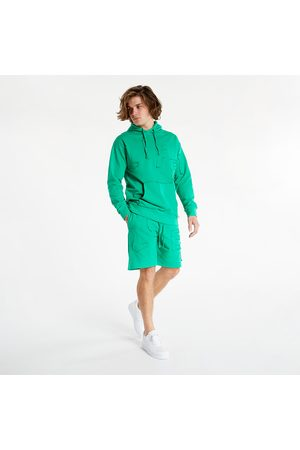 LIFE IS PORNO Illegal Hoodie Green