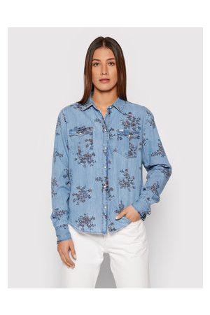 Lee Ženy Džínové košile - Džínová košile
