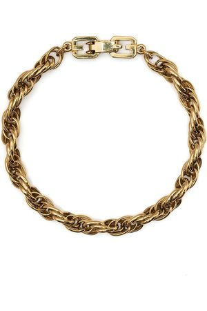 Givenchy Pre-Owned 1980-1990s rope chain bracelet