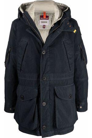 Parajumpers Muži Péřové bundy - Reversible padded parka coat