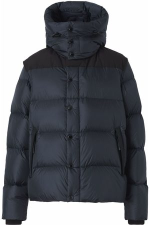 Burberry Convertible padded jacket