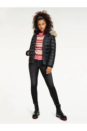 Ženy Bundy - Tommy Jeans dámská zimní bunda