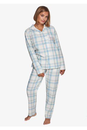 Muydemi Ženy Tepláky na spaní - Dámské pyžamo 230500 L