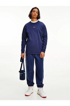 Tommy Hilfiger Muži Trička - Pánské tmavě modré triko