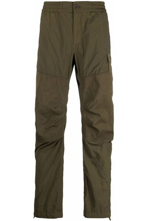 Ten Cate Cargo-pocket panelled trousers
