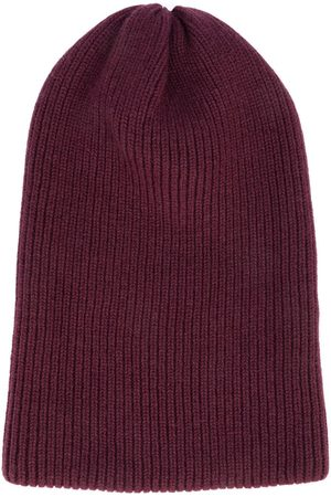 Suzie Kondi Ribbed-knit cashmere beanie