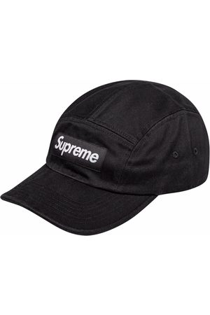 Supreme Kšiltovky - Washed chino twill camp cap