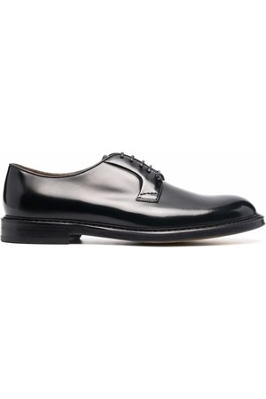 Doucal's Leather derby shoes