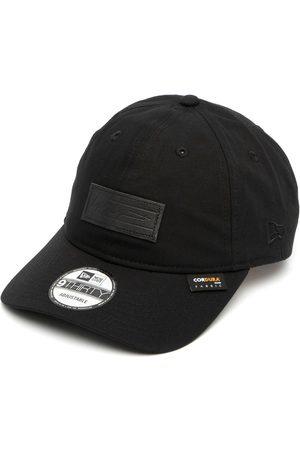 YOHJI YAMAMOTO Muži Kšiltovky - Logo-patch cotton-blend cap