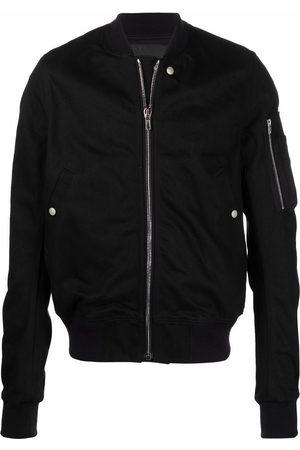 Rick Owens Multi-pocket bomber jacket