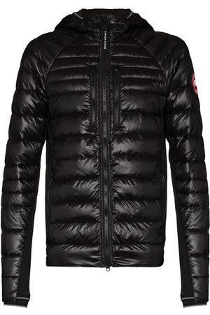 Canada Goose Black Hybridge Lite padded jacket
