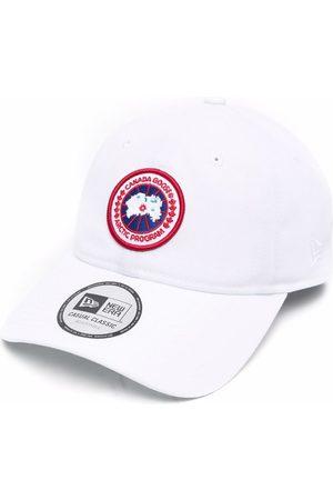 Canada Goose Arctic Disc patch baseball cap