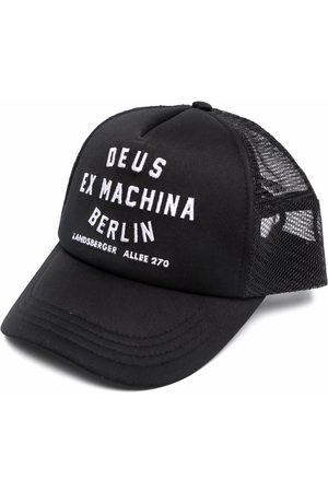 Deus Ex Machina Berlin Address baseball cap