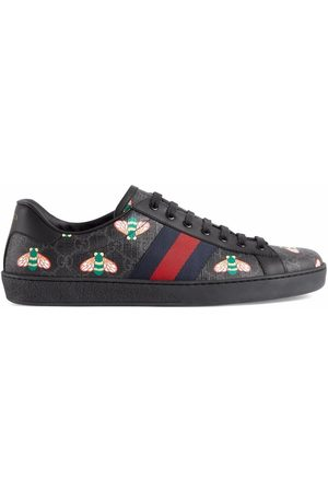 Gucci Ace bee-print sneakers