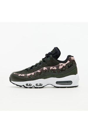 Nike W Air Max 95 Brown Basalt/ Black-Sequoia-Pink Glaze