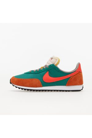 Nike Waffle Trainer 2 SP Green Noise/ Bright Crimson-Sport Spice