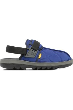 Reebok Muži Pantofle - Beatnik padded slippers