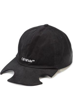 OFF-WHITE Muži Kšiltovky - Cut-out logo cap